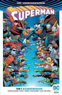 Superman tom 7 okładka