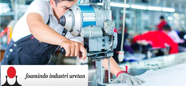 Lowongan Kerja PT Foamindo Industri Uretan, Jobs : Administrasi.