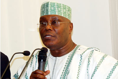 Atiku Abubakar urge the Federal Government to apply caution with the stick and carrot approach to solved Niger-Delta Issue