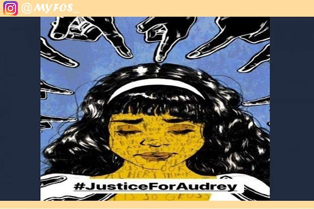 My Unfair Nation : We Really Need People Power #JusticeForAudrey