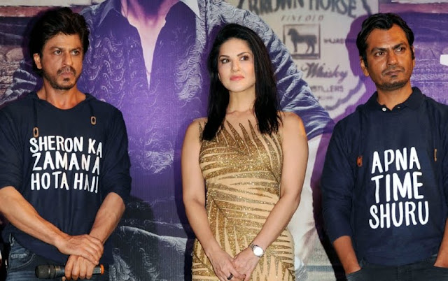 Raees Success Party, SRK, Nawazuddin Siddiqui, Sunny Leone