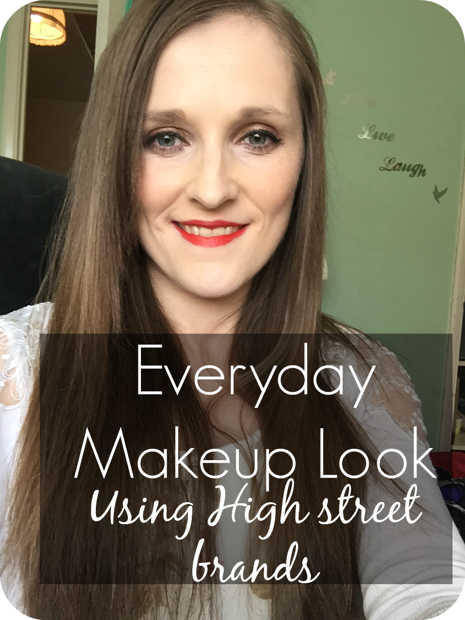 Everyday Makeup Tutorial With Melt Cosmetics: Everyday Makeup Look Using High Street Brands