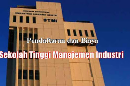 Pendaftaran Mahasiswa Baru (STMI-Jakarta) 2021-2022