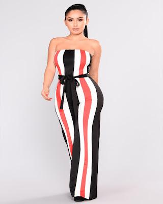 vestido elegante largo pegado al cuerpo de navidad rojo blanco y negro