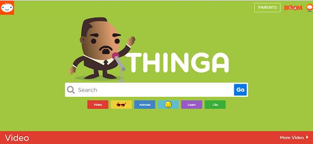 كيف تحمي أطفالك من مخاطر الأنترنت عبر محرك البحث thinga