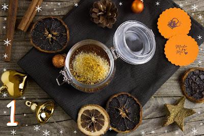 Ingwer-Orangen-Kakao