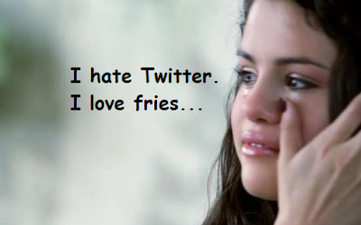 """Selena Gomez Quotes: About Twitter"""