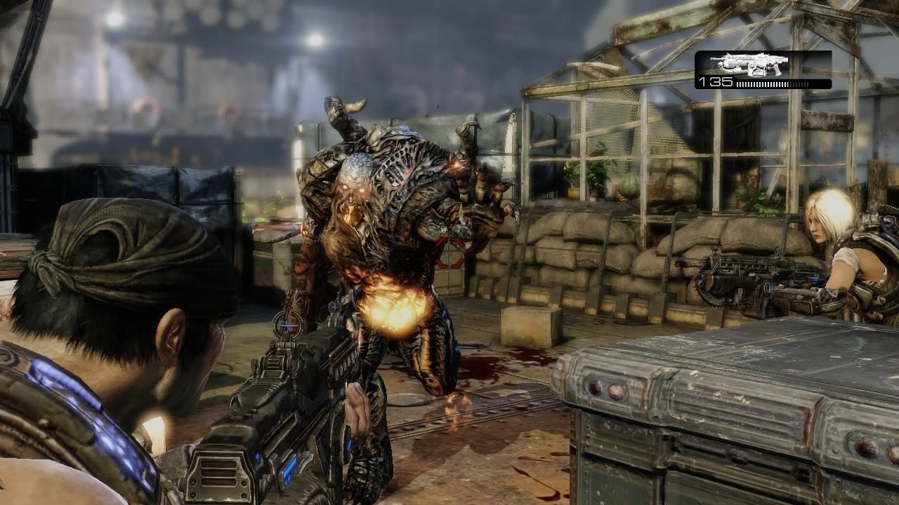how to play gears of war 3 on pc
