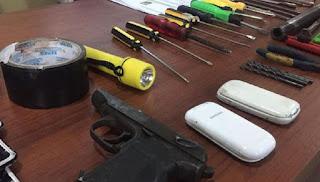 Tiga Pencuri Truk Sadis Dibekuk Tim Polda Metro Jaya