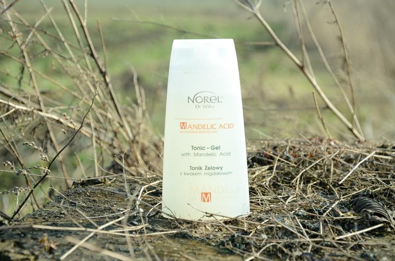 Norel | Tonik żelowy z kwasem migdałowym