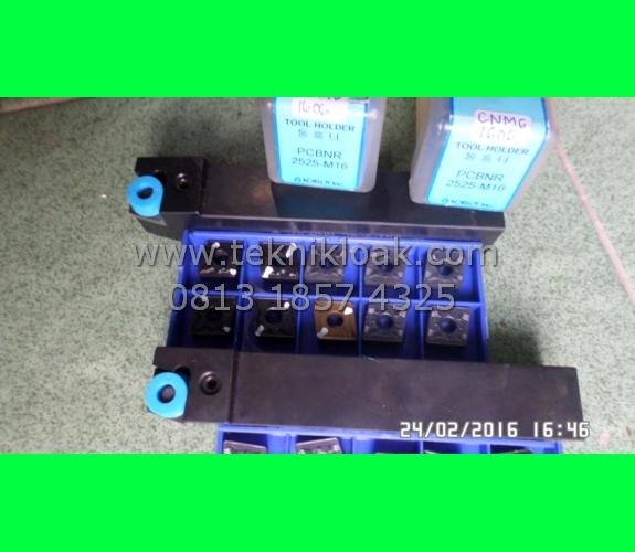 Paket Insert CNMG 16 06 dan Holder Bubut Baru | Holder Bubut | Stang Bubut
