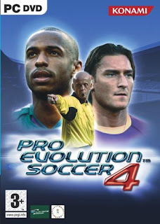 Pro Evolution Soccer 4 – RELOADED PC GAME