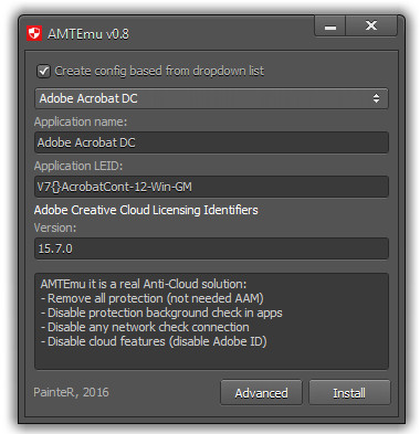 AMT Emulator 0.8 Full Crack