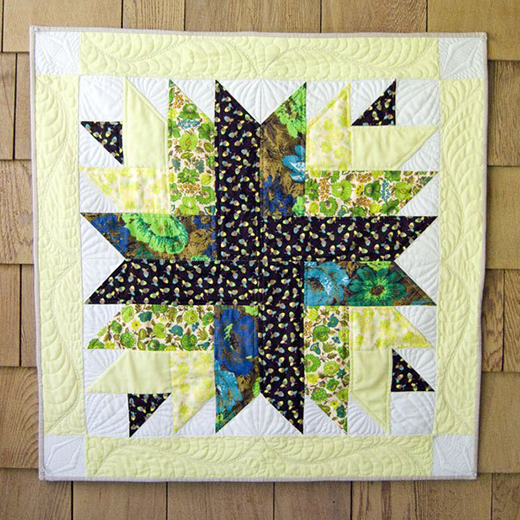 Tillandsia Quilt Free Pattern Designed By Blair of Wise Craft Handmade