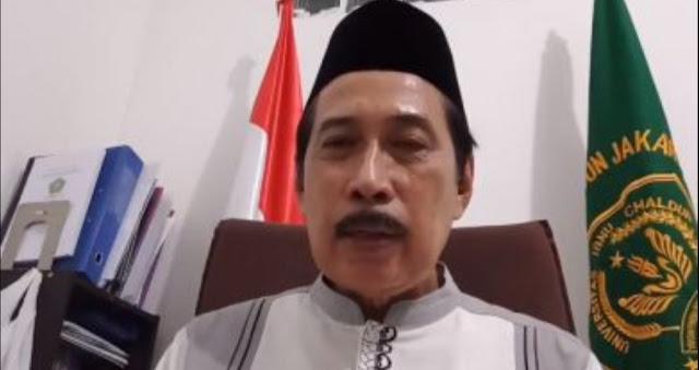 Dihujat, Rektor Universitas Ibnu Chaldun Minta Maaf ke Jokowi