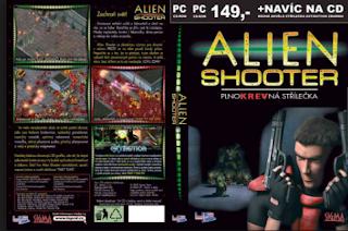 تحميل جميع اجزاء لعبة Alien Shooter للكمبيوتر من ميديا فاير