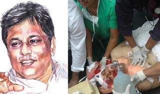 Lasantha Wickrematunge murder
