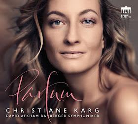 Christiane Karg - Parfums