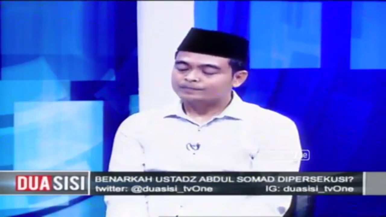 Tuduh Ceramah Ust Somad Ditunggangi, Jawaban Santun KH Fahmi Bungkam GP Ansor