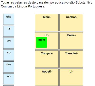 http://www.sol.eti.br/b/substantivo-comum/associacao-palavras-substantivo-comum.php