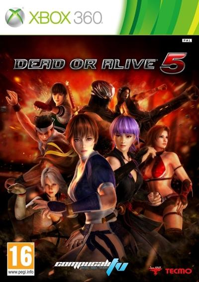 Dead Or Alive 5 Xbox 360 Español Region PAL Descargar 2012