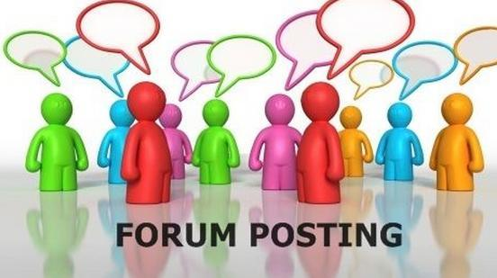 Most Popular Forums Posting Site List - Global SEO Khazana