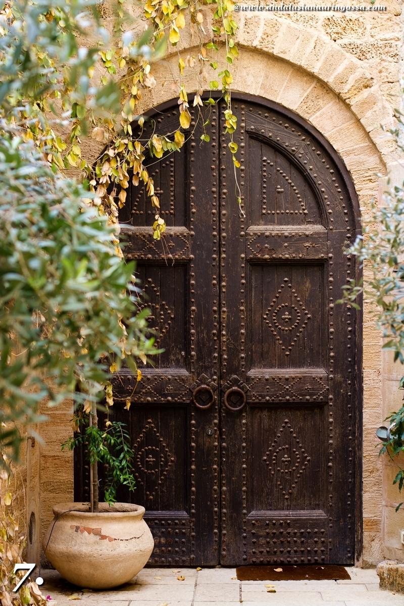 Andalusian auringossa-ruokamatkablogi_vanha Jaffa