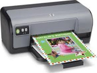 Image HP Deskjet D2545 Printer
