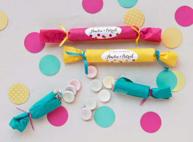 Amato DIY: Bomboniere fai da te facili e veloci | DIY Wedding Favors AT06