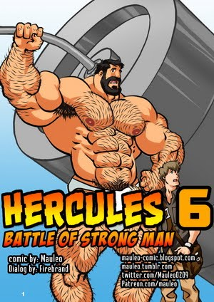 Hercules Battle Of Strong Man 6