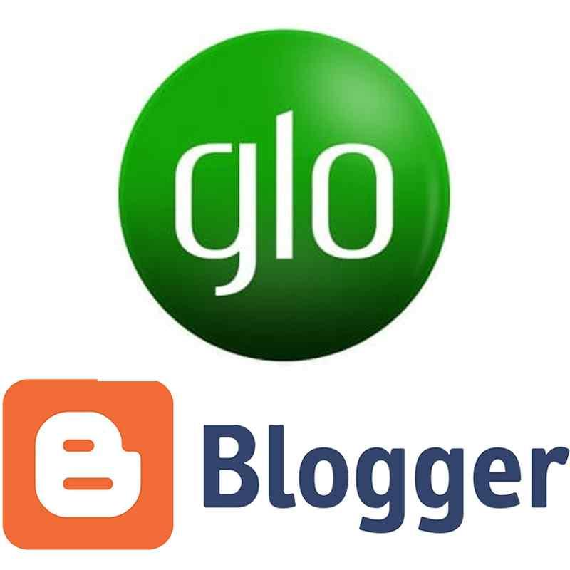 how to make blogger custom domain open on Glo