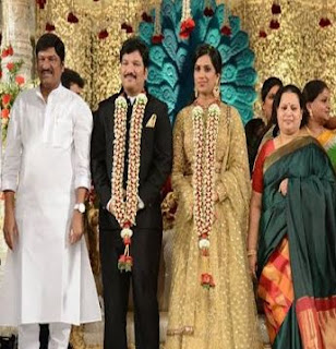 Rajendra Prasad Family Wife Parents children's Marriage Photos