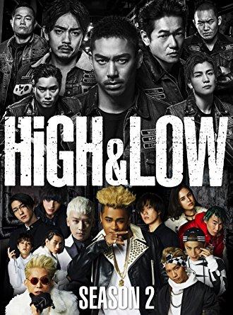 High & Low : The Story Of SWORD Season 2 [BATCH] Sub Indo - MegaBatch