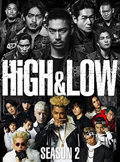 sinopsis,download high & low, high & low, high and low, the story of sword, High & Low : The Story Of SWORD Season 2 Sub Indo, subtitle indonesia, drama, fighter, martial arts, jepang, j-series