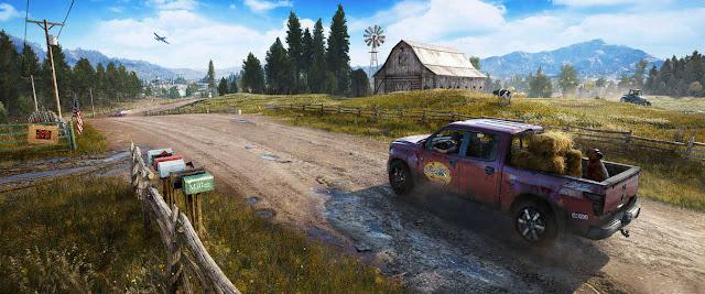 Ini Dia! ScreenShot Resmi Far Cry 5, yang WAJIB kalian ketahui 15