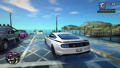 GTA San Andreas Dark Edition Ultra HD Graphics Setup Free Download