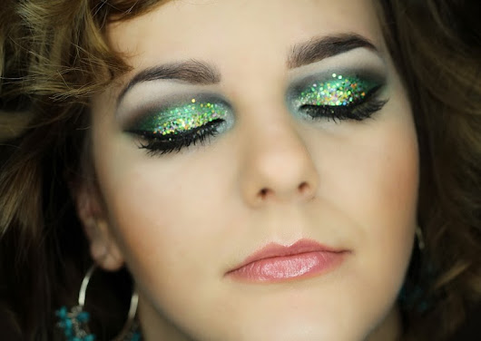 New Year Eve Makeup I