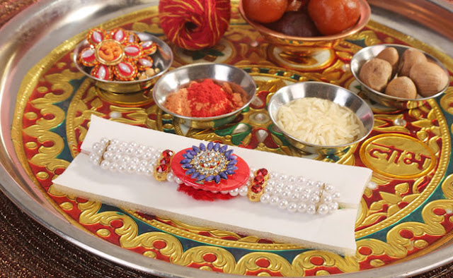 Rakhi or Raksha Bandhan festival celebrated in North Bengal