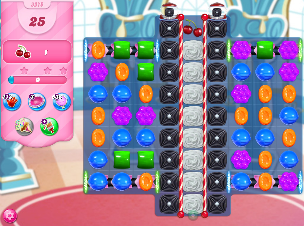 Candy Crush Saga level 3275