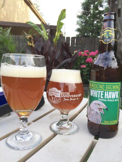 Mendocino White Hawk IPA 6