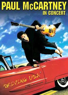 Paul McCartney - RBC Center, Raleigh, 7 October 2002 - Guitars101