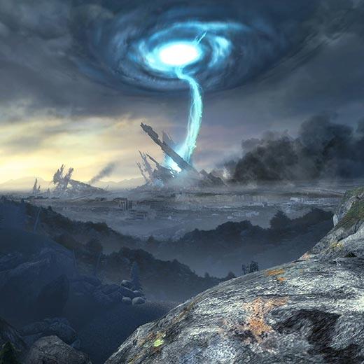 Half Life 2 Ep2 Portal Storm Wallpaper Engine | Download Wallpaper