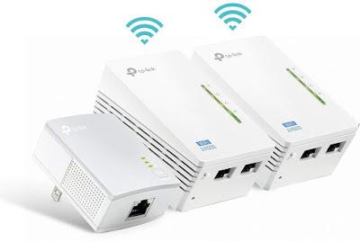 TP-Link TL-WPA4220 (kit)