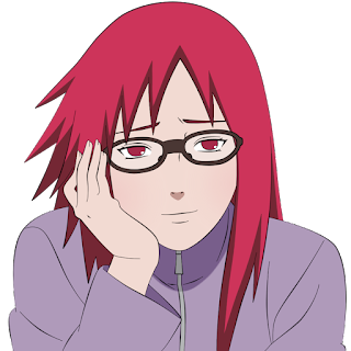 Karakter Wanita Tercantik Anime Naruto - Animekun.info