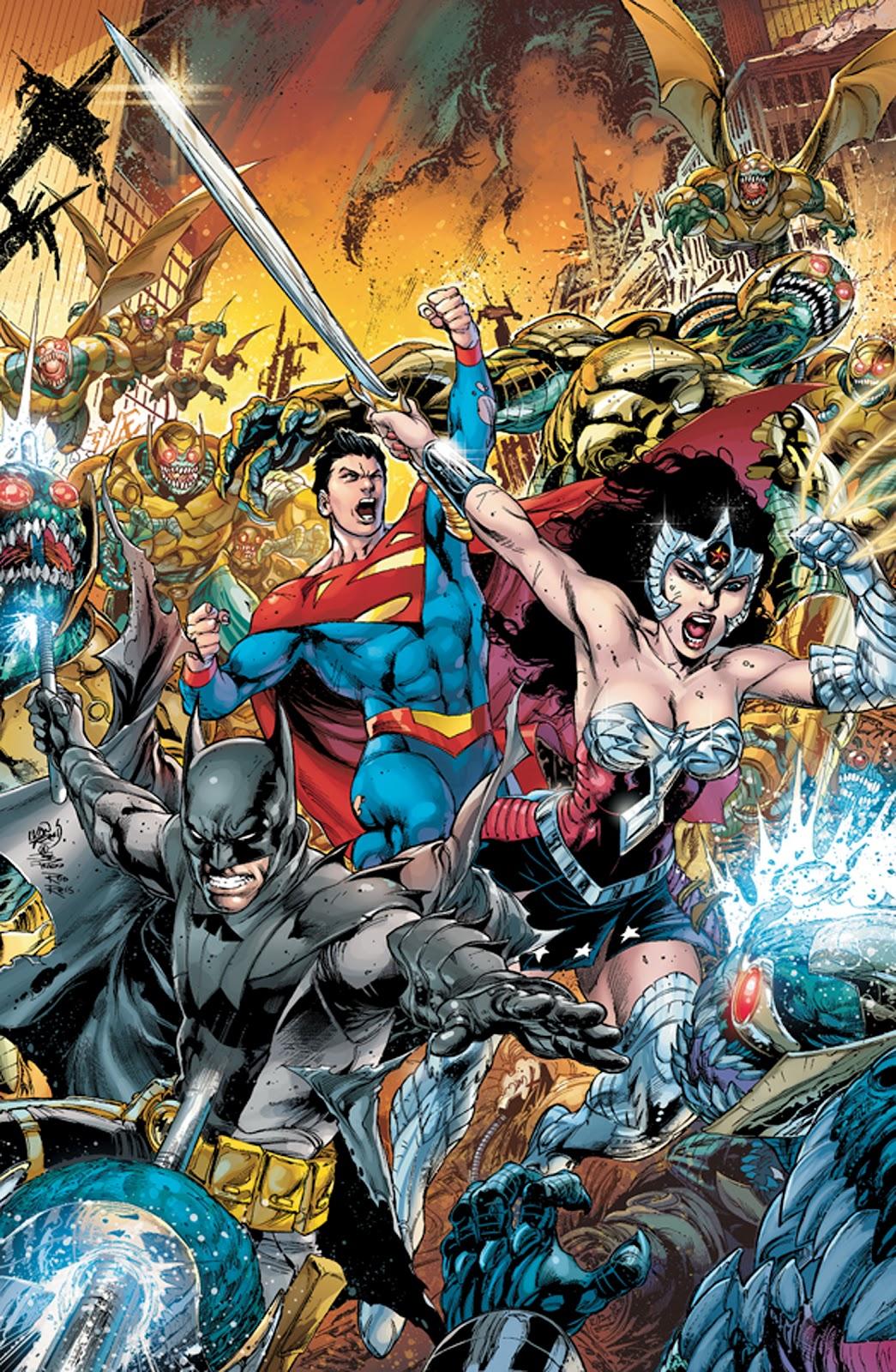 Batman vs superman wonder woman scene-4363
