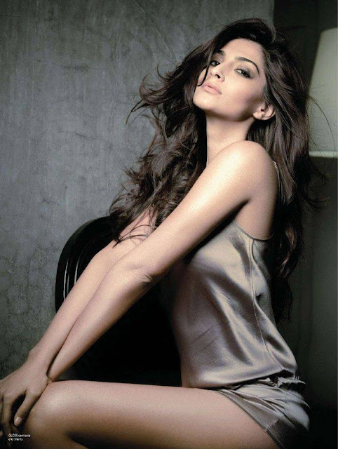 Sonam Kapoor Maxim Hot and Sexy Photo shoot