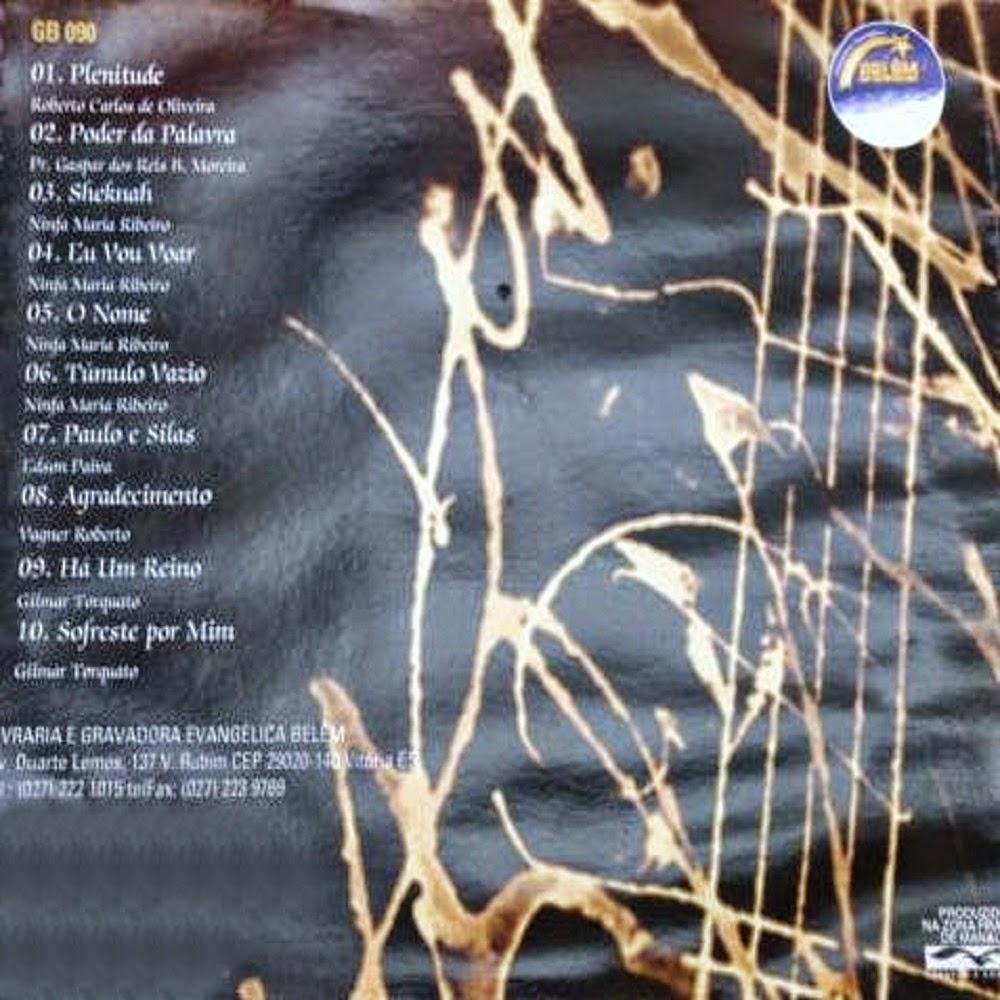 cd plenitude da equipe obra de amor