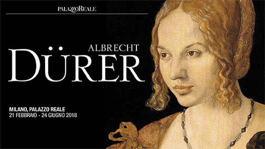 Albrecht Dürer e il Rinascimento tra la Germania e l'Italia, a Milano dal 21 febbraio