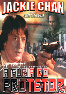 A Fúria do Protetor - BRRip Dublado