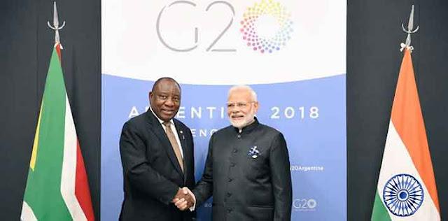 गणतंत्र दिवस के चीफ गेस्ट होंगे अफ्रीकी राष्ट्रपति सायरिल